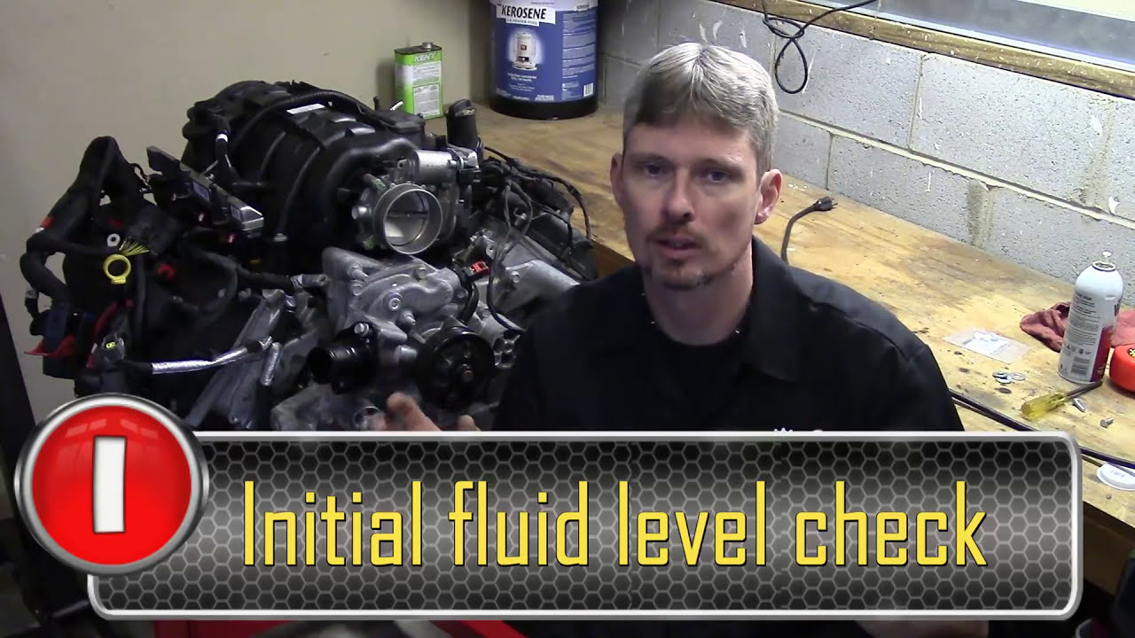 Part 1/2: Chrysler/Dodge/Jeep/Ram 8 Speed 8hp70 Transmission Fluid Level  Check  Motorcity Mechanic 06:51 HD
