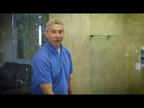 Shower Glass Cleaning & Maintenance Tips | Jones Paint & Glass