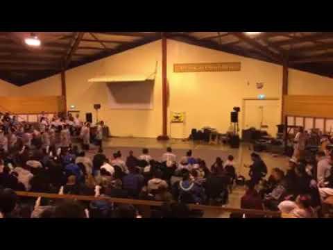 Sinoti Samoa youth camp 2017 - Itumalo Manukau cultural performance