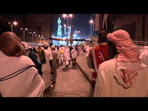 Makkah - Guided to the Haram