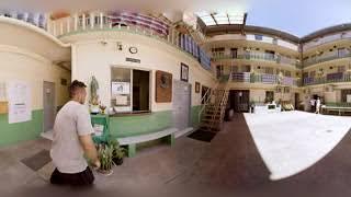Trapped in Tijuana: Backslash 360