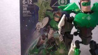 Lego 4528 Review: Dc Super Heroes Green Lantern