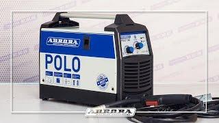 POLO 160 - бытовой полуавтомат для сложных задач(AURORA POLO 160 предназначен для бытового (DIY) использования, однако оснащён по последнему слову техники и может..., 2016-11-09T11:59:37.000Z)
