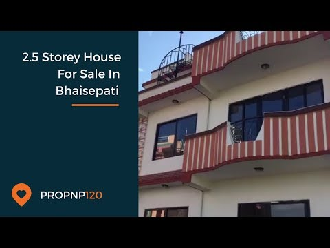 House for sale in Bhaisepati, Nepal (Real estate in Nepal)