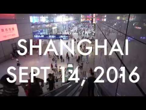 From Shanghai to YiWu and Back - American's Vlog #17