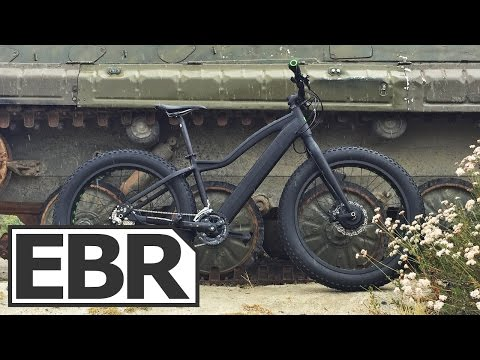 Easy Motion Big Bud Pro Video Review - 2WD Electric Fat Bike