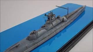 アオシマ 1/700 日本海軍潜水艦「伊-400」 IJN Submarine「I-400」