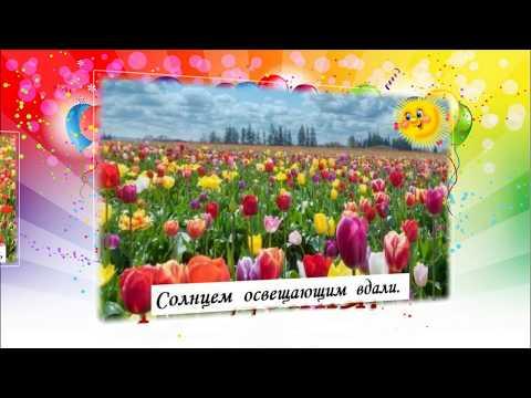Поздравление с днем рождения видео открытка скачать. Видео открытки.