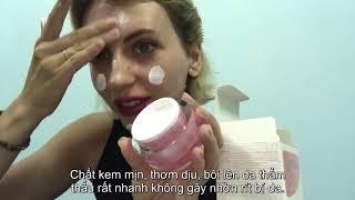 Alita - cô gái Nga chia sẻ về kem chống lão hóa 22Again