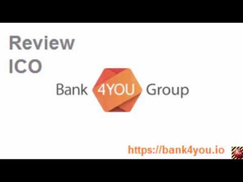 ICO Bank4You Group - the Mobile Money Remittance System on Blockchain.