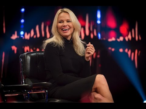 Pamela Anderson | Interview | Skavlan |