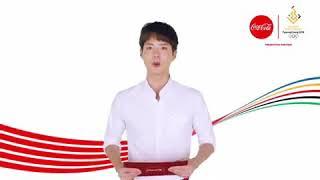朴寶劍代言可口可樂公佈影片
