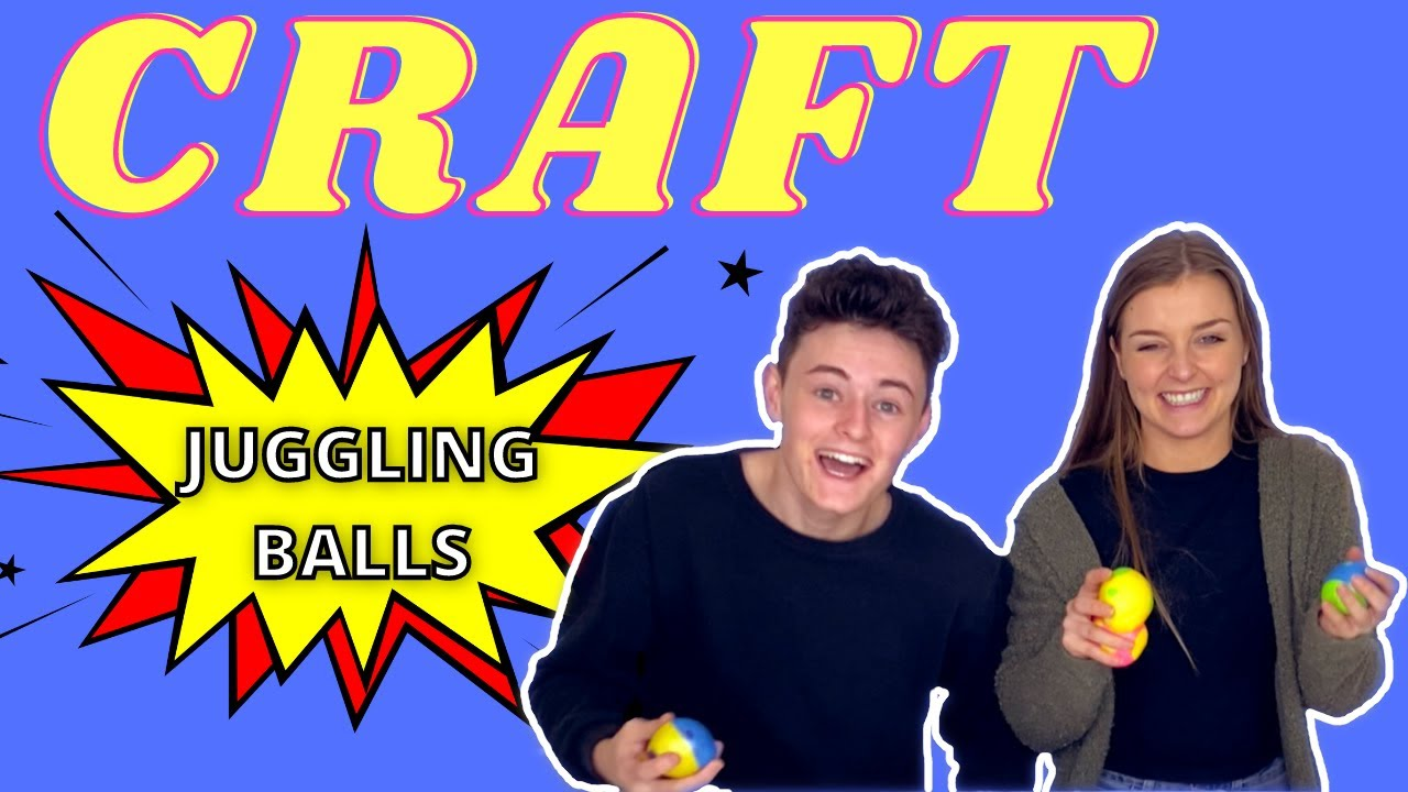 OOSH TV Episode 4 - Cheap and Easy Juggling Balls