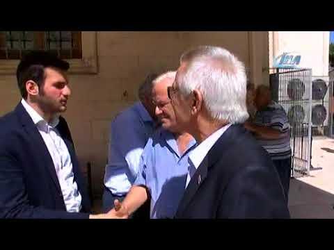 THY Genel Müdürü Bilal Ekşi'nin babası son yolculuğuna uğurlanıyor