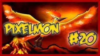 """Mod'lu Survival """"Pixelmon"""" # Sezon 2 - Bölüm 20 [ Türkçe ] - Sicak çok Sicak :D"""