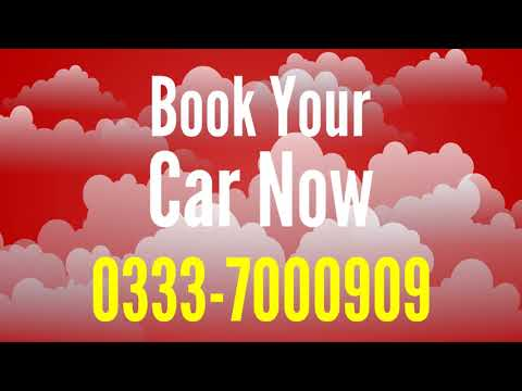 Book Your Car Rental in Karachi Now