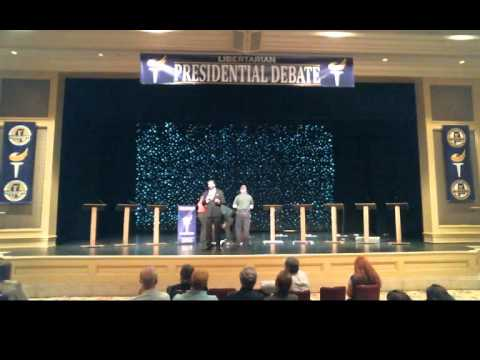 Libertarian Party of Mississippi Live Stream