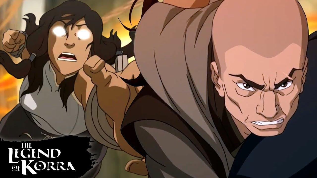 Download Korra vs. Zaheer 🌪 FINAL Battle | Legend of Korra