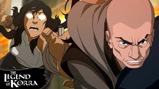 Korra vs. Zaheer 🌪 FINAL Battle | Legend of Korra