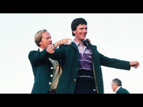 1987 Masters Tournament Final Round Broadcast