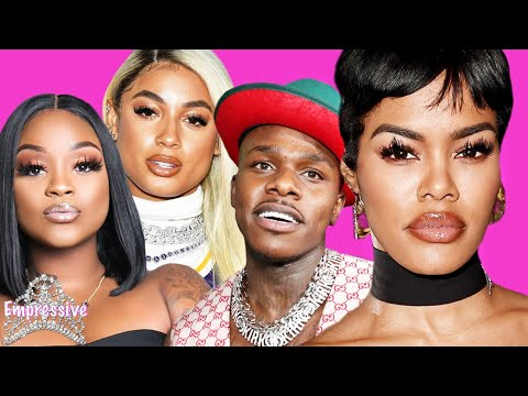 Teyana Taylor is mad at the music industry! | DaBaby claims Dani Leigh...and his BM Meme responds!