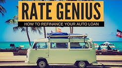RateGenius Auto Loan Review: How to refinance your car loan