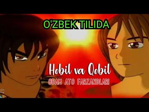 """Islomiy multfilm """"Qobil va Hobil"""" qissasi"""