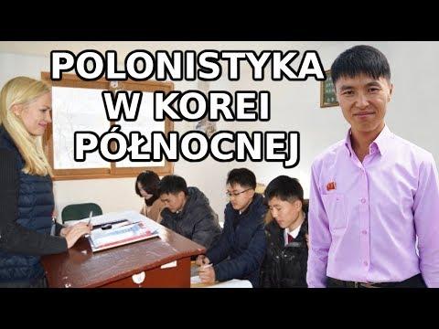 Polonistyka w Korei Północnej - Koreańczyk mówiący po polsku
