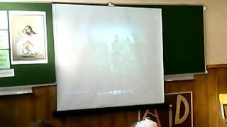 """Урок """"Закон Божий"""" 5 класс (часть 1)"""