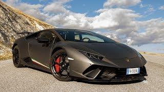Lamborghini Huracan Performante: Oltre il limite della decenza - Davide Cironi (ENG.SUBS)