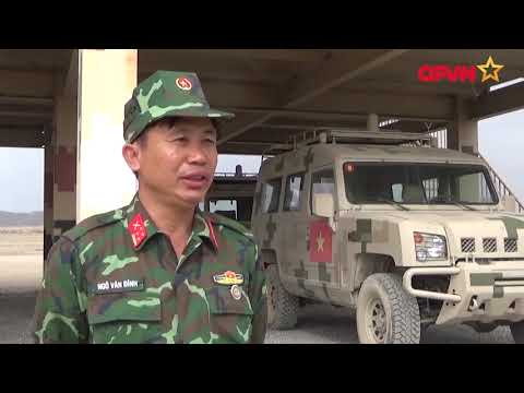 BINH CHỦNG HÓA HỌC   HÀNH TRÌNH CHINH PHỤC ARMY GAMES 2019