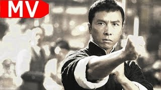 Donnie Yen - Martial Arts Tribute  (Music Video)