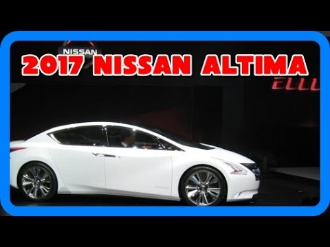 2017 nissan altima redesign interior and exterior youtube. Black Bedroom Furniture Sets. Home Design Ideas