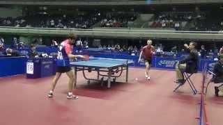 Pingpongmania en Mundial 2014 Video 2: México vs Kazajistán y el cierre de Salvador Uribe
