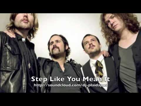 The Killers vs. Mt Eden Dubstep - Step Like You Mean It