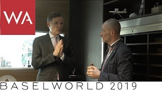 Baselworld 2019: Talking to Peter Stas, Co-Founder Frederique Constant & Alpina. thumbnail