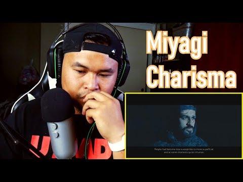 MIYAGI CHARISMA (Документальный фильм) | REACTION 2019