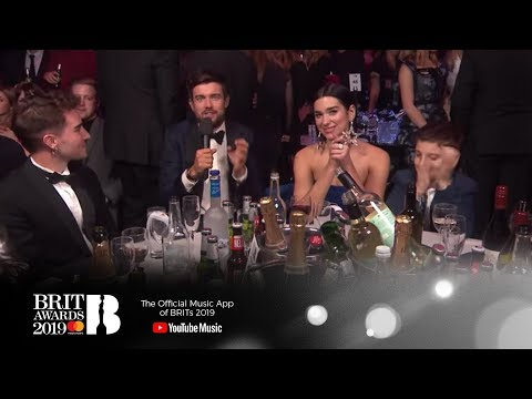 Jack Whitehall interviews Dua Lipa | The BRIT Awards 2019 Mp3