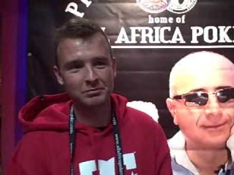 ARMAND STEYN EXITS ALL AFRICA POKER TOURNAMENT