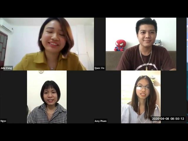 Chia sẻ của sinh viên Việt Nam về các khóa học trực tuyến tại Đại học James Cook Singapore