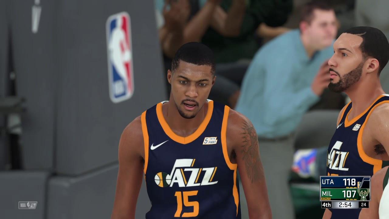 NBA 2K18 MyLeague Episode 3