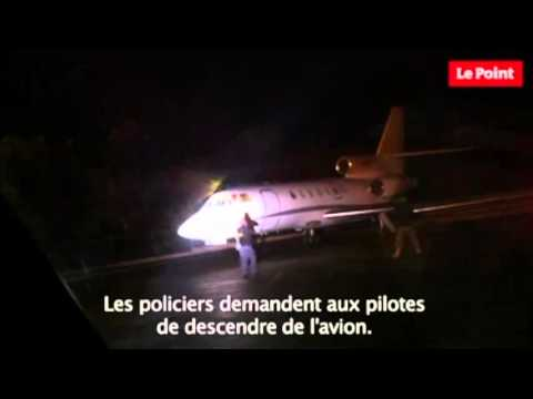 Air Cocaïne Arrestation pilote