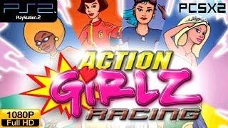 Action Girlz Racing - PS2 Gameplay 1080p (PCSX2)