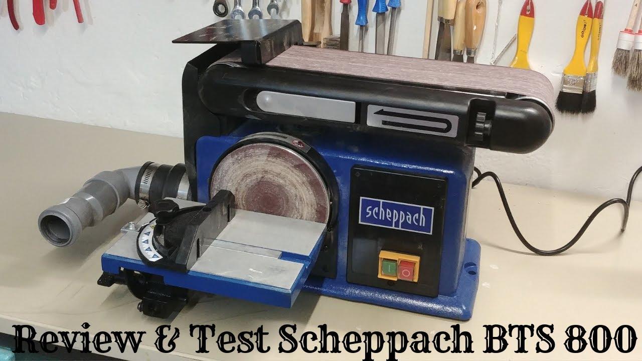 Band Tellerschleifer Test : test review scheppach bts 800 band und tellerschleifer ~ A.2002-acura-tl-radio.info Haus und Dekorationen