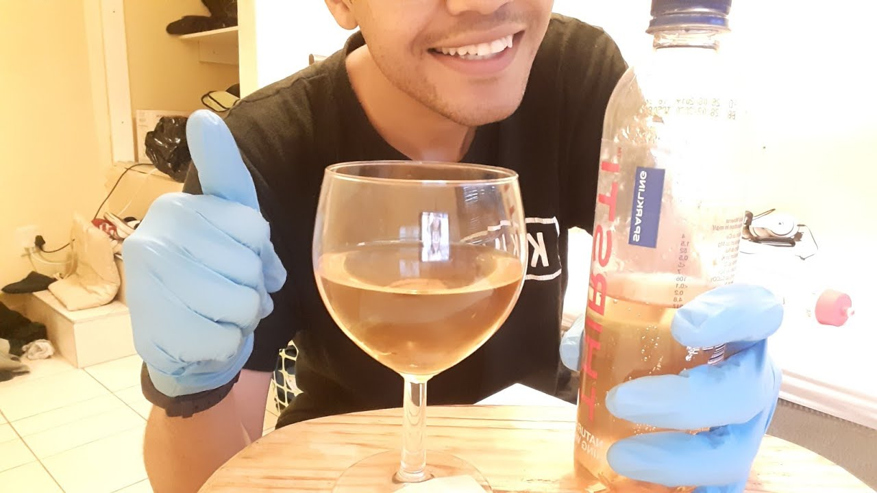 DIY Drink Your Own Pee | Tatered - YouTube