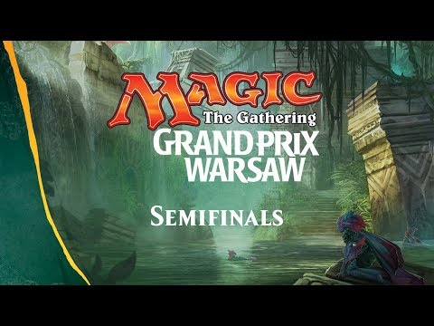 Grand Prix Warsaw 2017 Semifinals