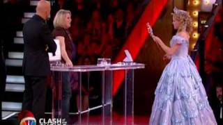 Repeat youtube video Megan Hilty Guest Stars on Deal or No Deal!