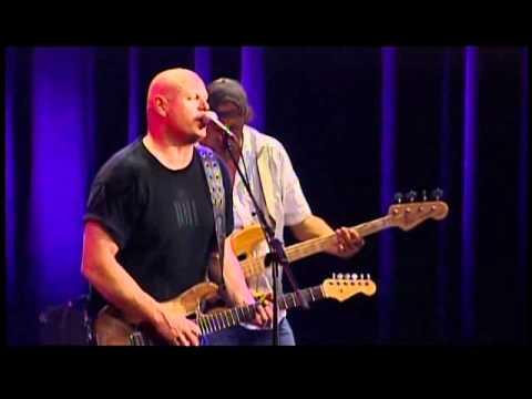 Dean Hall - Ice House Blues - Live