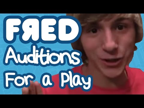 Fred Auditions For a Play