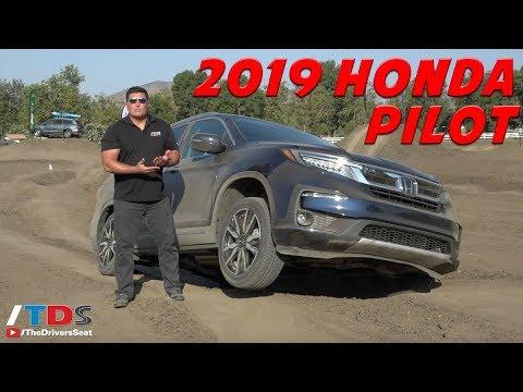 Honda Pilot Review - Off-Road Beast!